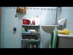 sg Singapore voyeur showering