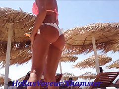 HellasVoyeur Candid Beach#1