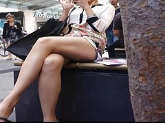 Bare Candid Legs - BCL#004