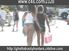 Ghetto Booty Hunters invade South Beach #2