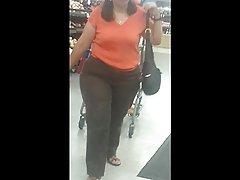 Latina Milf BBW Huge Butt (Naranja Donk)