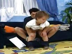 midget gets fucked