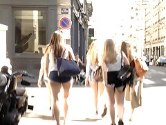 Teens bitchs-Zorras adolecentes -Jeunes Salopes