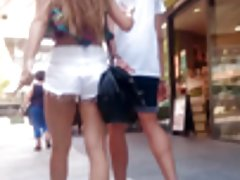 Lurking Compilation 02: HotTeen asses! (REVISED)