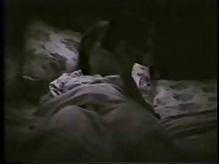 My horny mum fingering on bed reading a book. Hidden cam