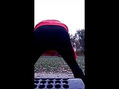 Transparent Legging Jogging pants 2