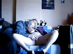 Fingering my old wife. Amateur older