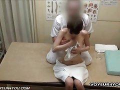 Beauty Treatment Body Massage Voyeur